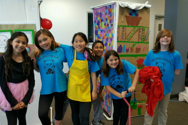 Destination Imagination 2017